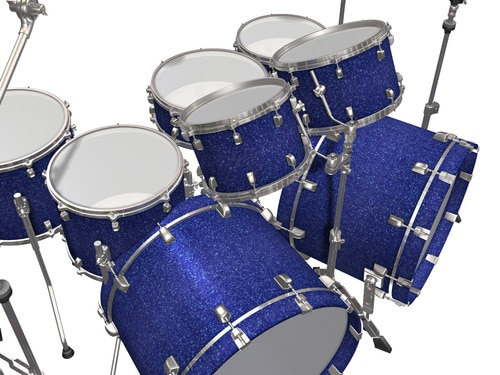Learn to play drums at National Academy of Music