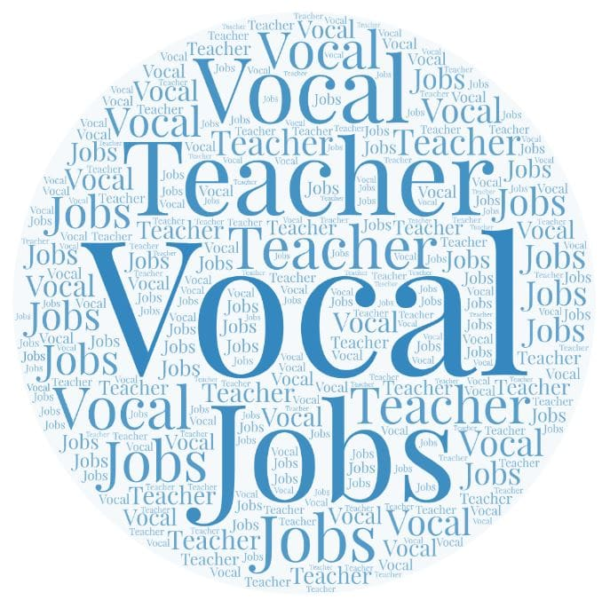 Mississauga Vocal Coach Job